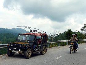 vietnamjeeps-Hue Adventure Loop